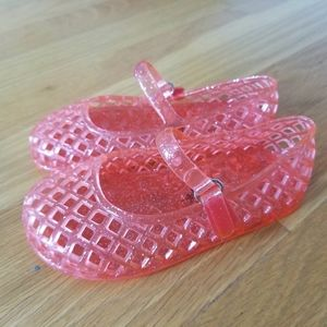 Brand New Jelly Sandals. Size 8.